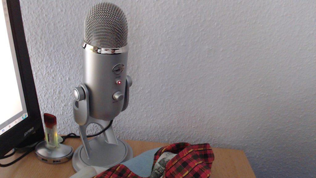 Как сделать волшебный микрофон