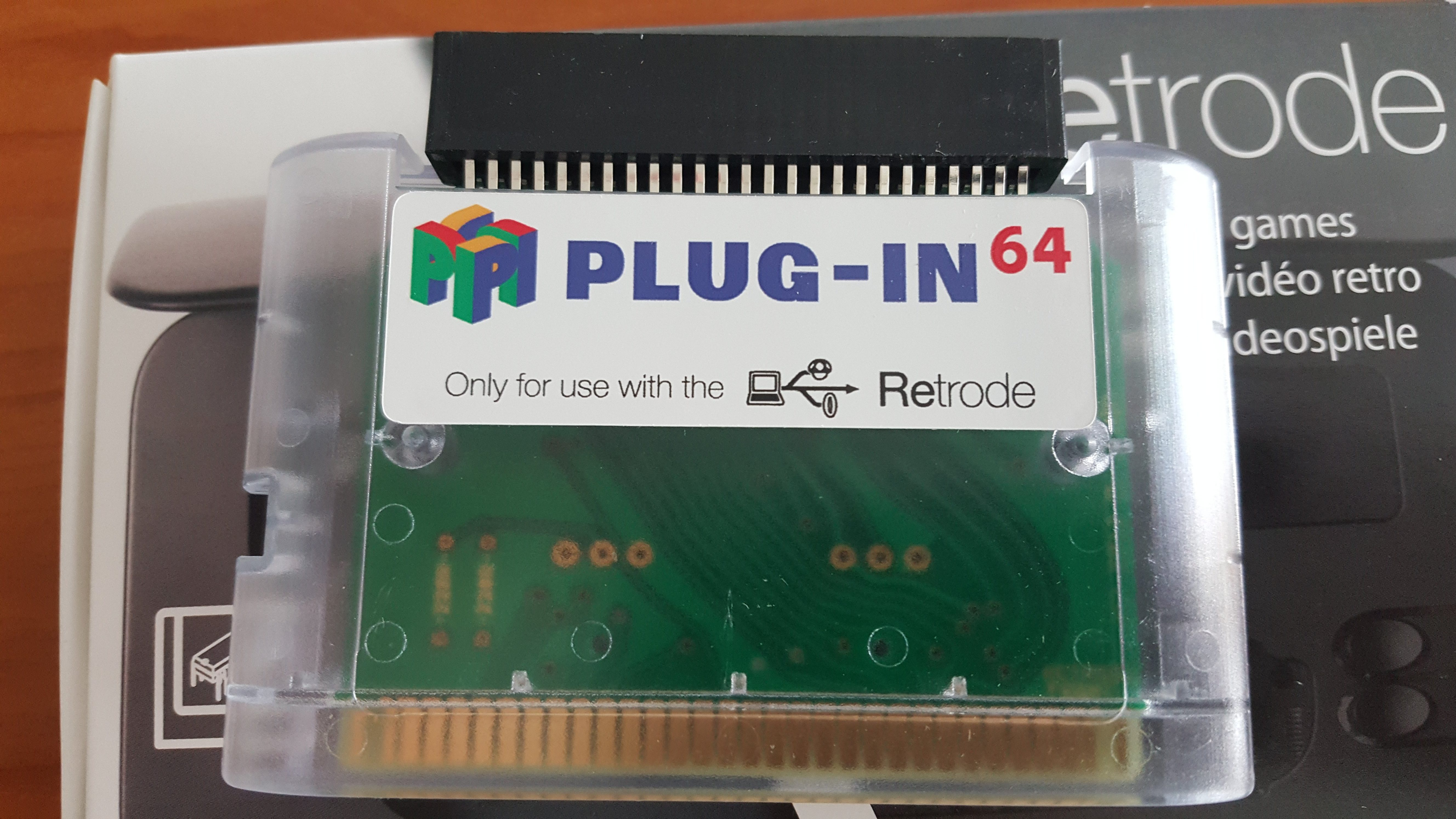 Retrode2 Guide - arekuse net